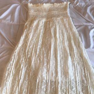 Dresses & Skirts - Lace Maxi Dress
